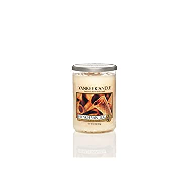 Yankee Candle Company French Vanilla Large 2-Wick Tumbler Candle