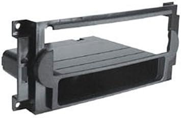 Autoleads Fp 02 02 Autoradioblende Einfacher Din Schacht Für Jeep Grand Cherokee Schwarz Auto