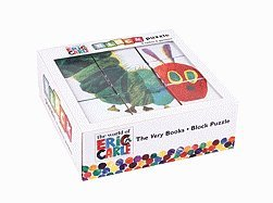 Eric Carle Very Block Puzzle [ERIC CARLE VERY BLOCK PUZZLE] [Other]