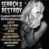 img - for Search & Destroy: 15 Explosive Tracks By Bands Who Were Punk Before Punk (AUDIO CD) book / textbook / text book
