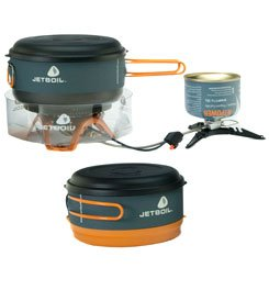 Jetboil Helios Guide Cooking System, Outdoor Stuffs