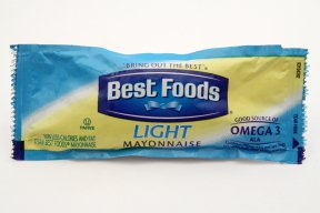 Best Foods® Light Mayonnaise (Case of 210) ()