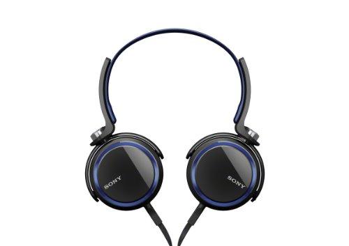 Sony MDRXB400 BLU Driver Headphone