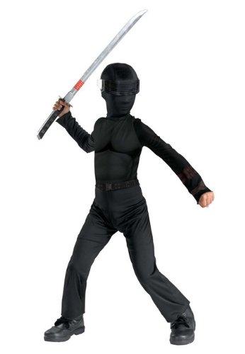Disguise - Boy's GI Joe Snake Eyes Costume
