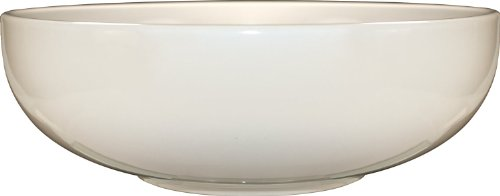 ITI-RO-46 Roma 8.785-Inch Bowl, 55-Ounce, 12-Piece, American White