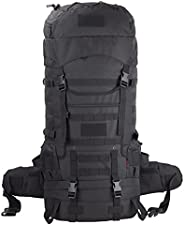 XMILPAX Tactical Internal Frame Backpack Military Rucksack MOLLE Patrol Pack for Hunting Hiking Camping Backpa