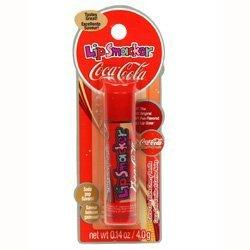 (3 Pack) Bonne Bell Lip Smacker Coca-Cola Black Cherry Vanilla Lip Balm