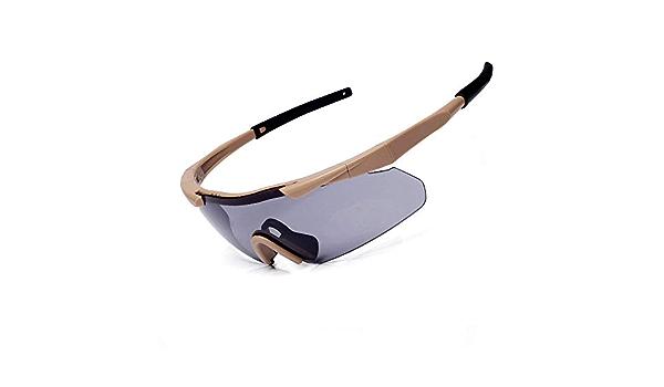 ZRWL Gafas de Tiro al Aire Libre Protector de Ojos Estrategia ...