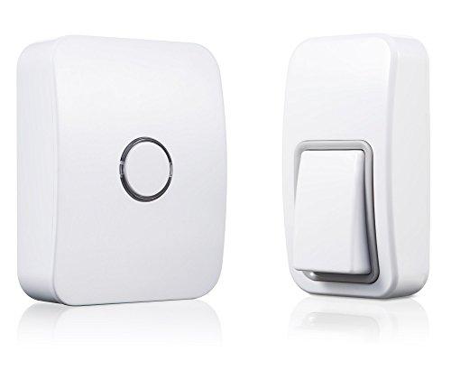 Modern Illuminated Doorbell Button - 6