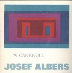 Book Josef Albers Prints, 1915-1970