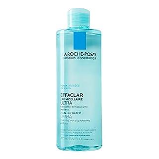 La Roche-Posay Effaclar Micellar Cleansing Water for Oily Skin, 13.52 Fl. oz.
