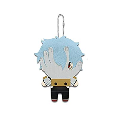 My Hero Academia Plush Keychain - Tomura Shigaraki from The League of Villains: Toys & Games