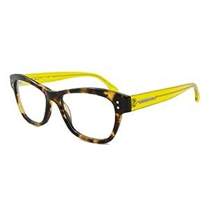 Michael Kors Rx Eyeglasses - MK887 Tortoise Yellow / Frame only with demo lenses.-MK88728952FR