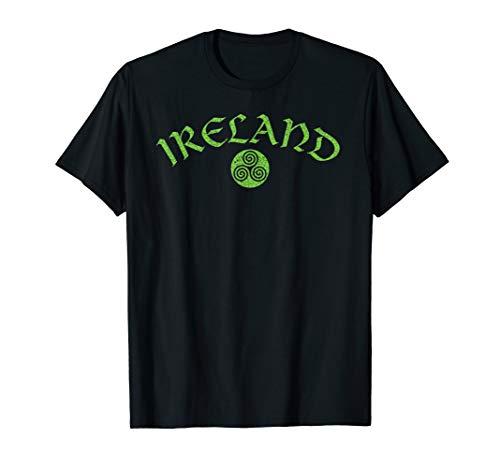 - Vintage Ireland Triskele T-shirt