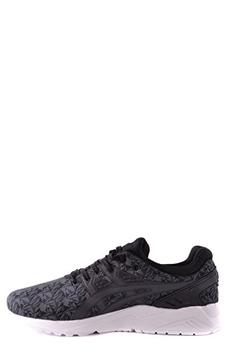 how much online buy online new ASICS Men's MCBI028008O Grey/Black Fabric Sneakers explore online cost sale online shop for online rrioycxP