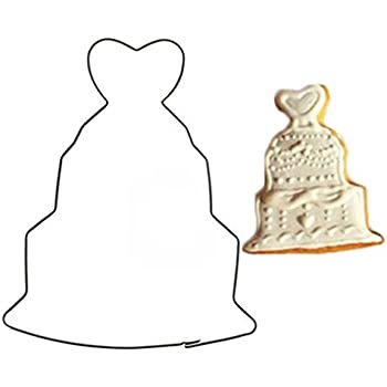 Kitchen,dining & Bar Baking & Pastry Tools Miniskirt Bear Car Dog Shapes Cookie Cutter Food Grade Stainless Steel Biscuit Mold Baking Tools Home Kitchen Supplise
