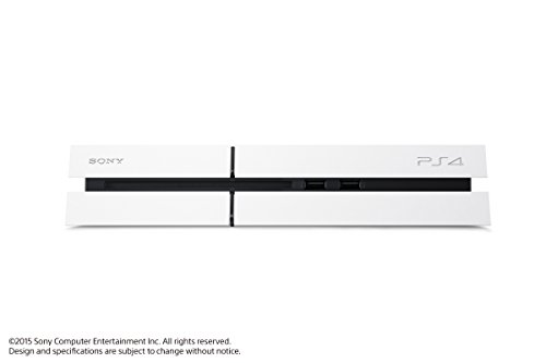 PlayStation4-Glacier-White-CUH-1200AB02-Japan-Import