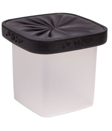 Design UniqueInnovativeStylishLeak Storage Bpa Container Neolid Freeblack ProofLidless QrsChtd