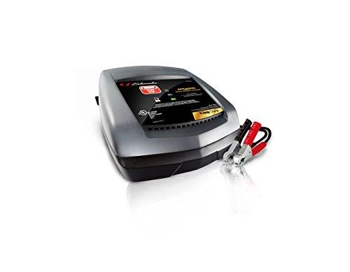 Schumacher SC1321 6A 6V/12V DOE Handheld Fully Automatic Battery Charger by Schumacher