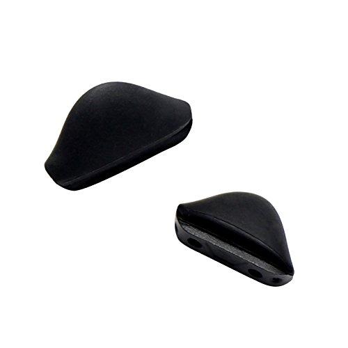 Mryok Replacement Nosepieces Nosepads for Oakley Triggerman Sunglass - Asian ()