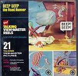1973 GAF Talking View-Master Reel Beep Beep the Road Runner