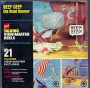 1973 GAF Talking View-Master Reel Beep Beep the Road Runner by GAF (Image #1)