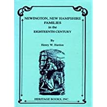Newington, New Hampshire Families in the Eighteenth Century