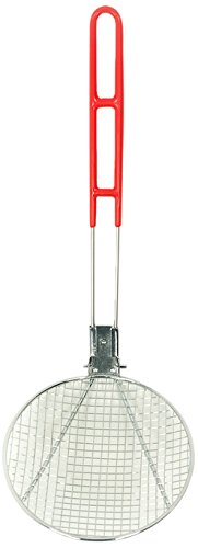 Masterbuilt 20101214 Long Handle Skimmer, Red