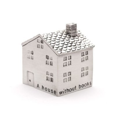 Vilmain House Without Pewter Paperweight product image