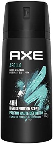 AXE Deodorant Body Spray Apollo 113 g