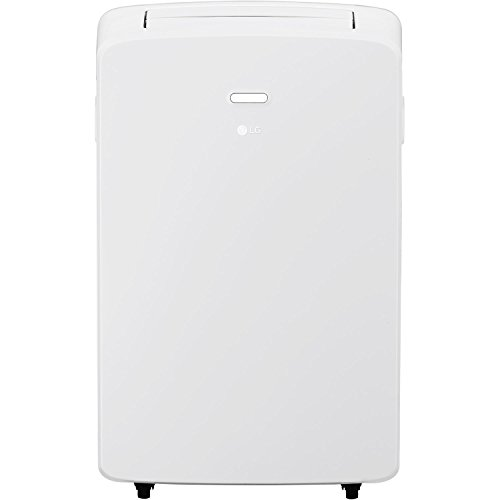 (LG LP1017WSR 115V Portable Air Conditioner with Remote Control in White for Rooms up to 250-Sq. Ft.)