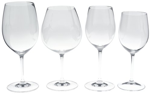Riedel Vinum 4-Piece Wine Tasting Set