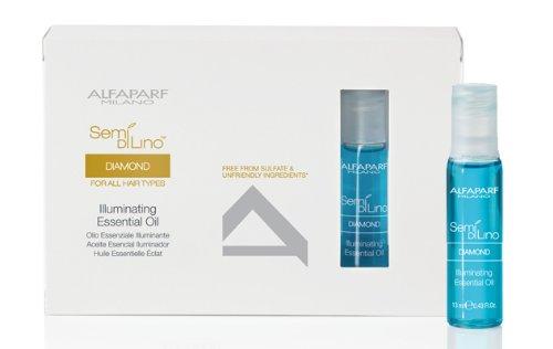 - AlfaParf Milano Semi Dilino Illuminating Essential Oil, 0.43 Ounce