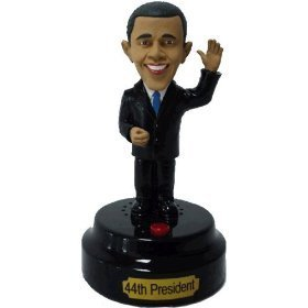 Barack Obama Dashboard Driver Gemmy Industries