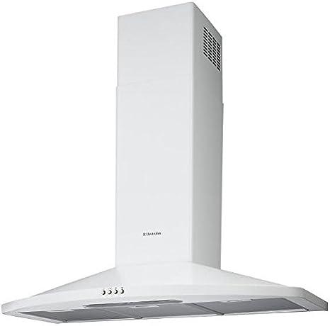 Electrolux EFC90465OW - Campana (600 m³/h, Canalizado/Recirculación, B, G, B, 51 dB): Amazon.es: Hogar
