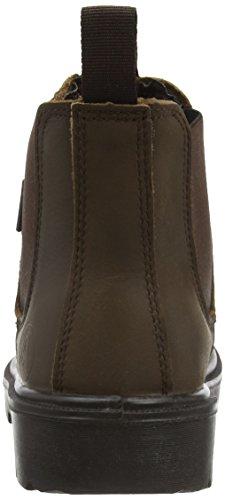 P Unisex Mid Steel Amblers Brown Boots Boot FS152 Womens SB Mens 6UgIxwOq