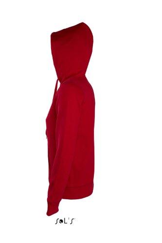 Sol's Marine French Veste Rouge Seven Femme 1OxYavOq