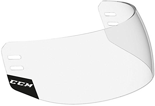 CCM Revision 24T Straight Hockey Helmet Visor