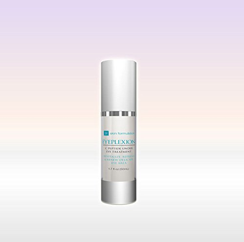 Eyeplexion Buy 3 SAVE $20.00 & VitegriSkin 30 Capsules - Best Age Defying Anti-Wrinkle Eye Cream For Radiant, Vibrant and Younger Looking Eyes - Reduces Puffiness and Dark Circles - Drastically Improves Hydration, Firmness and Elasticity Around Eyes - Pep by Skin Formulation