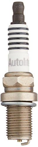 Autolite AR3933-4PK High Performance Racing Non-Resistor Spark Plug, Pack of 4