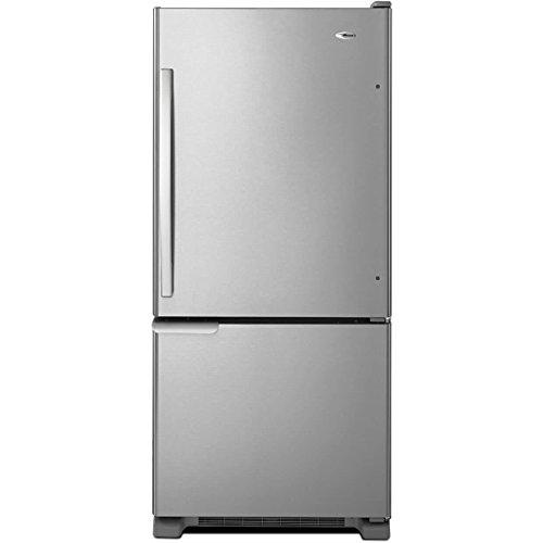 Amana ABB1921BRM ABB1921BRM 18 Cu.Ft. Stainless 29 Width Bottom-Freezer Refrigerator