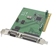 HP DC195A PCI Serial and Parallel Serial Network Adapter