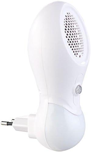 Newgen Medicals – 2 in1 de enchufes de Ionizador de Aire Limpiador ...
