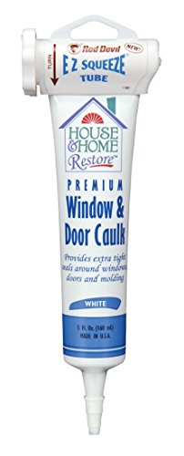 Red Devil 0848 EZ Squeeze Window & Door Caulk