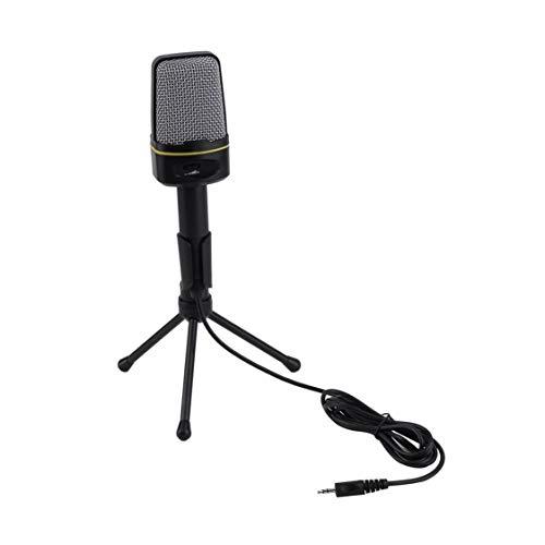 2015 caliente de 3,5 mm cable capacitivo Plug and Play micrófono SF-920 para computadora Wholeslae: Amazon.es: Instrumentos musicales