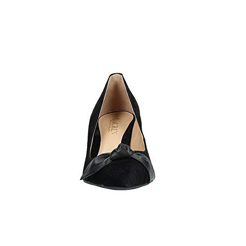 Shoes 001 Black Pumps LEE 723238 802 Ralph Lauren OxvwTT