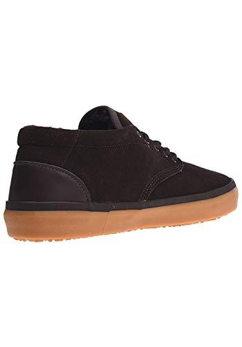 Uomo gomma Cioccolato Sneaker Uomo Element Element Sneaker Cioccolato XHqwHF