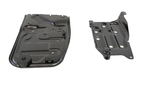 Genuine Jeep Accessories 82211994AB Production Transfer Case Skid Plate Transfer Case Skid Plate