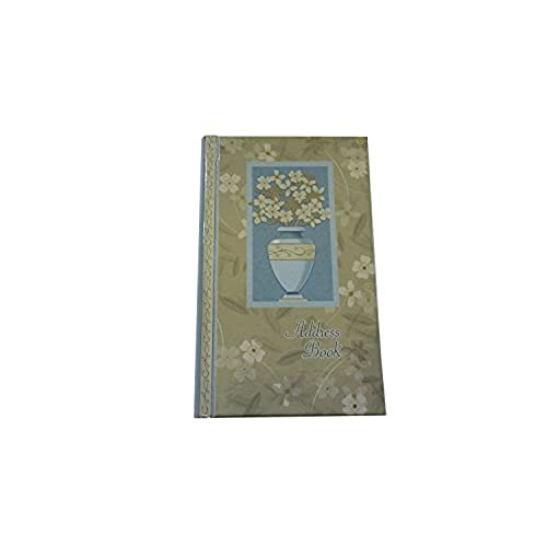 on sale martin designs address book hard cover floral www