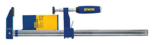IRWIN Tools QUICK-GRIP Bar Clamp, 18-Inch -